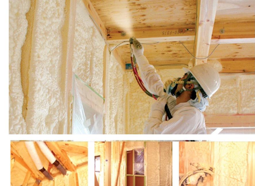 木造住宅にプラスαの断熱性